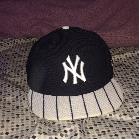 473366f6e01 NY Yankees Spring Training On-Field Fitted Hat